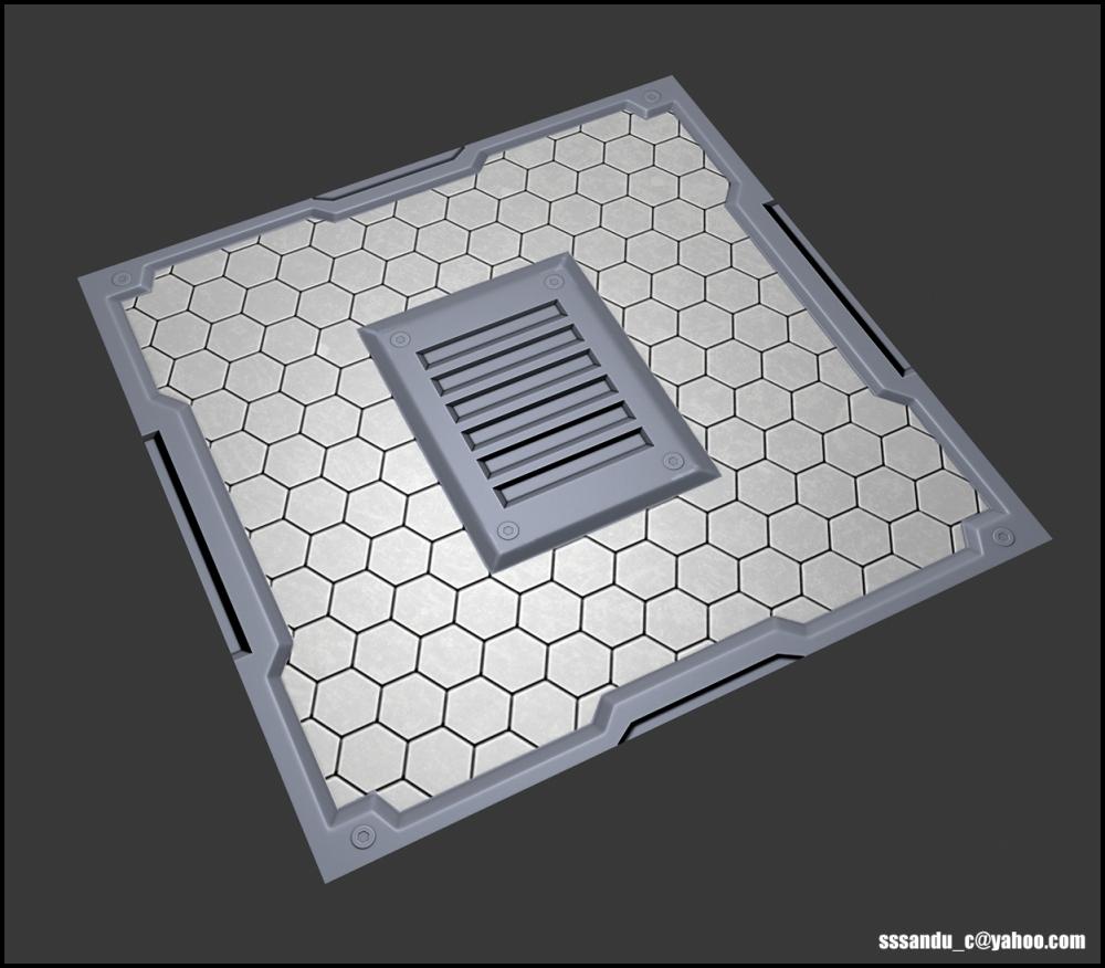 scofi floor tiel diffuse